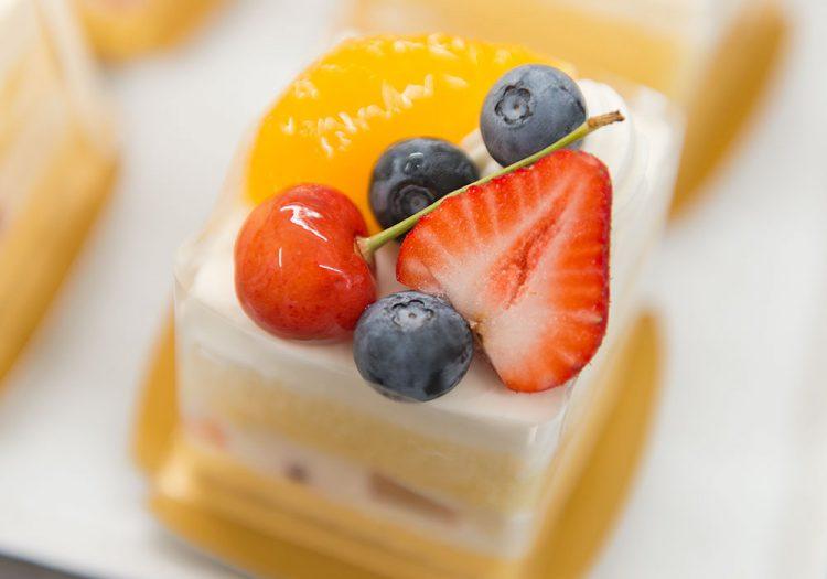 スペシャル ストロベリーショートケーキ アップ