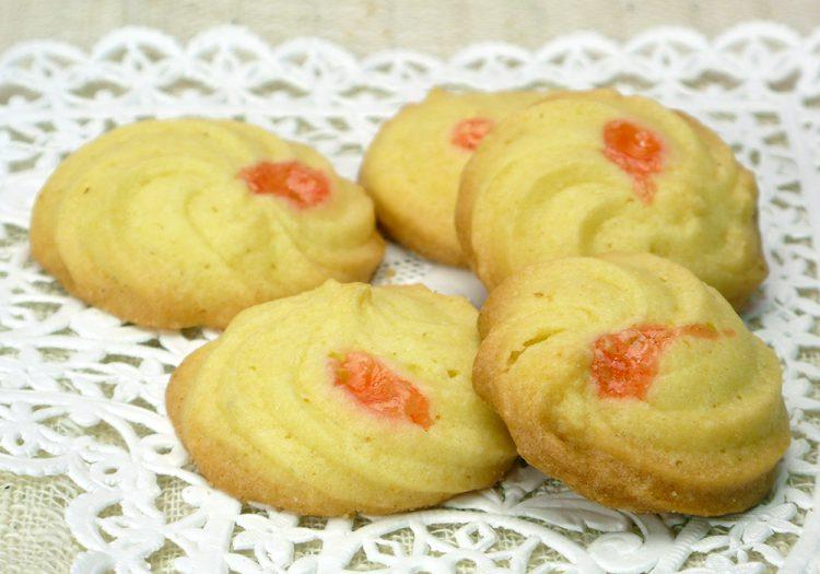 バニラクッキー