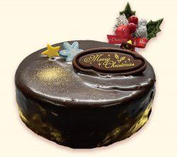 クリスマス限定ガトーショコラ