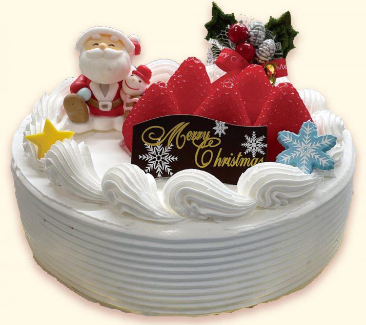 いちごのクリスマス